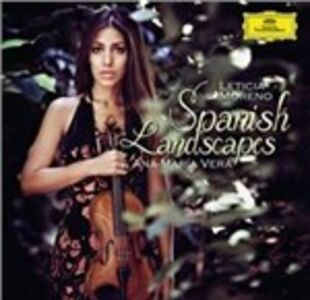CD Spanish Landscapes  0