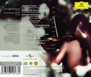 CD Spanish Landscapes  1