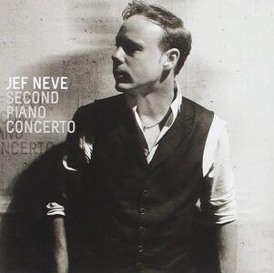 Foto Cover di Second Piano Concerto, CD di Jef Neve, prodotto da Universal