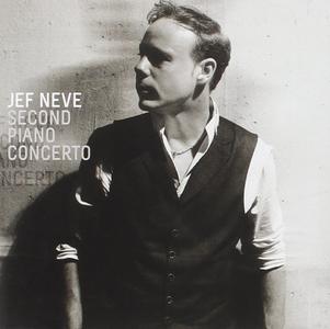 CD Second Piano Concerto di Jef Neve