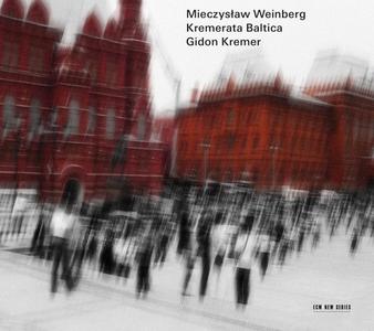CD Musica da camera di Mieczyslaw Weinberg