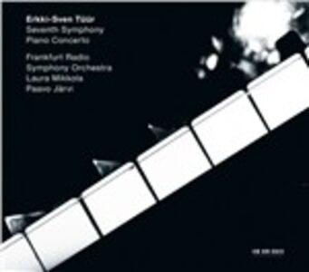 Foto Cover di Sinfonia n.7 Pietas - Concerto per pianoforte, CD di Erkki-Sven Tüür, prodotto da ECM Records