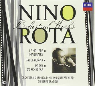 Foto Cover di Musica orchestrale vol.3, CD di AA.VV prodotto da Universal Classic