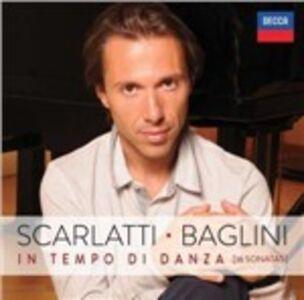 CD In tempo di danza. 16 sonate per pianoforte di Domenico Scarlatti