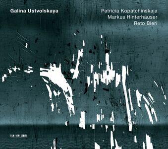 CD Galina Ustvolskaya di Galina Ustvolskaya