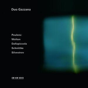 Foto Cover di Duo Gazzana, CD di Duo Gazzana, prodotto da ECM Records