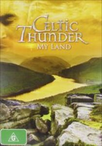 CD My Land di Celtic Thunder