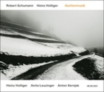 Foto Cover di Aschenmusik, CD di Robert Schumann,Heinz Holliger, prodotto da ECM Records