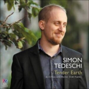 CD Tender Earth di Simon Tedeschi