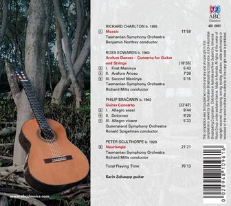 CD Australian Guitar  1