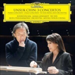 CD 3 Concerti di Unsuk Chin