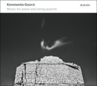 CD Music for Piano and String Quartet di Konstantia Gourzi
