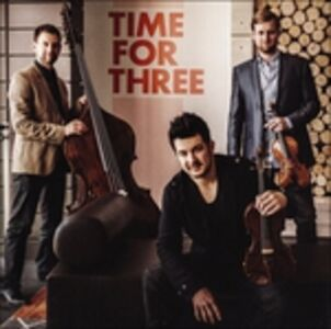 CD Time for Three di Time for Three 0