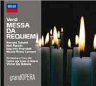 CD Messa da Requiem Giuseppe Verdi Renata Tebaldi Victor De Sabata