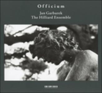 Vinile Officium Jan Garbarek , Hilliard Ensemble