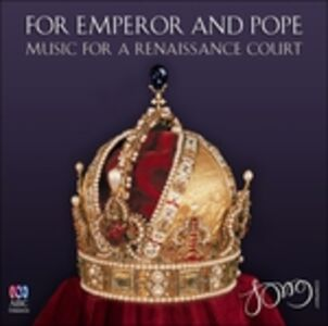 CD For Emperor and Pope  0