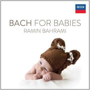 Foto Cover di Bach for Babies, CD di Johann Sebastian Bach,Ramin Bahrami, prodotto da Decca