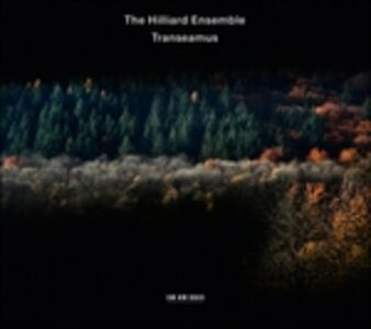 Foto Cover di Transeamus. English Carols and Motets, CD di Hilliard Ensemble, prodotto da ECM Records