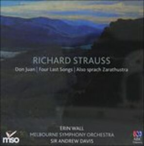 CD Don Juan - 4 Last di Richard Strauss