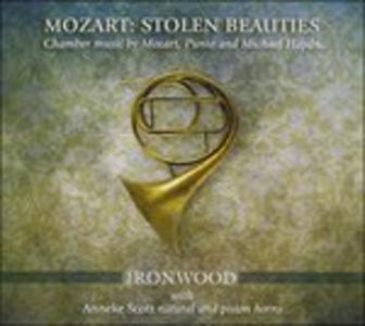 CD Stolen Beauties di Wolfgang Amadeus Mozart