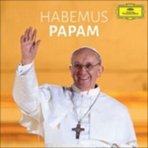 CD Habemus Papam. La musica del conclave