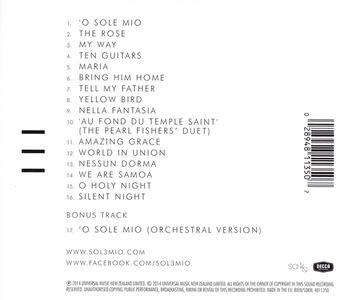 CD Sol3 Mio di Sol3 Mio 1