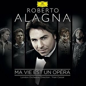CD Ma Vie Est Un Opera