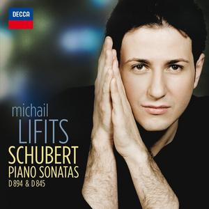 CD Sonate per pianoforte D894, D845 di Franz Schubert