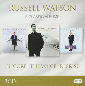 CD 3 Classic Albums di Russell Watson