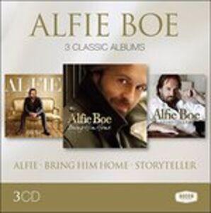 Foto Cover di 3 Classic Albums, CD di Alfie Boe, prodotto da Decca