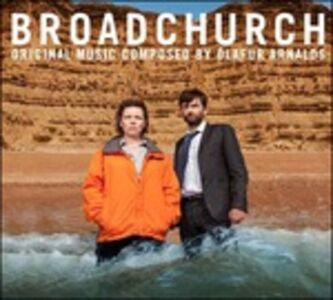 Foto Cover di Broadchurch, CD di Olafur Arnalds, prodotto da Mercury Classics 0