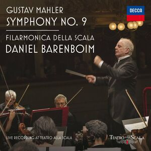CD Sinfonia n.9 di Gustav Mahler