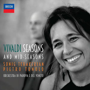 CD Le quattro stagioni / Le mezze stagioni Antonio Vivaldi , Pietro Tonolo