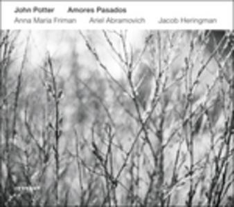 CD Amores Pasados di John Potter
