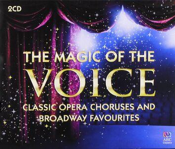 Foto Cover di Magic of The, CD di  prodotto da ABC Classics