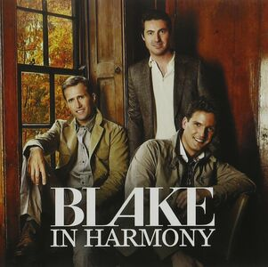 Foto Cover di In Harmony, CD di Blake, prodotto da ABC Classics