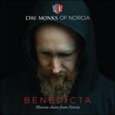 CD Benedicta. Canti Mariani da Norcia Monaci del Monastero di San Benedetto di Norcia