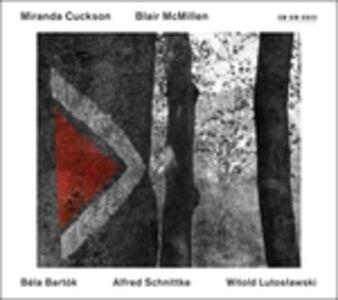 CD Duxième Sonate di Bela Bartok