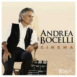 CD Cinema di Andrea Bocelli