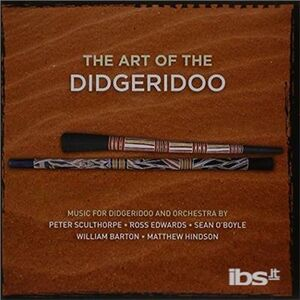 Foto Cover di Art of the Didgeridoo, CD di  prodotto da ABC Classics