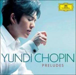 CD Preludi di Fryderyk Franciszek Chopin