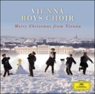 CD Merry Christmas from Vienna