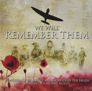 CD We Will Remember Them