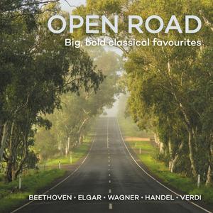 CD Open Road. Big Bold