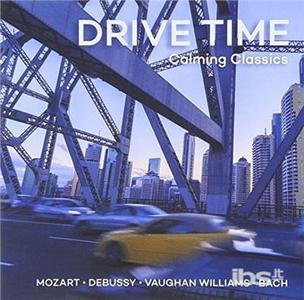 CD Drive Time. Calming