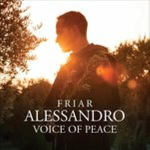 Voice of Peace - CD Audio di Frate Alessandro