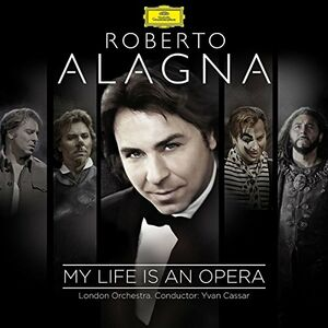 CD My Life Is An Opera