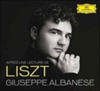 CD Aprés une lecture de Liszt di Franz Liszt