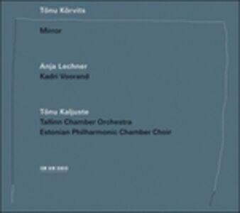 CD Mirror di Tonu Korvits