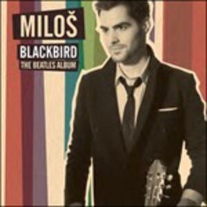 CD Blackbird. The Beatles Album di Milos Karadaglic
